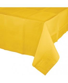 מפת ניילון צהוב