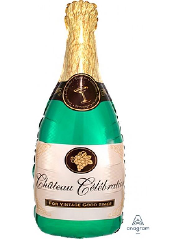 בלון שמפניה ענק