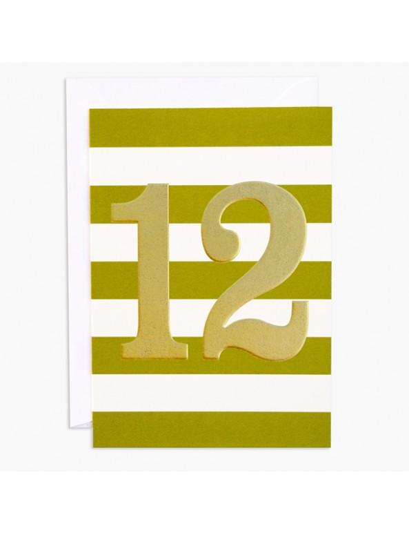 כרטיס ברכה ליום הולדת 12