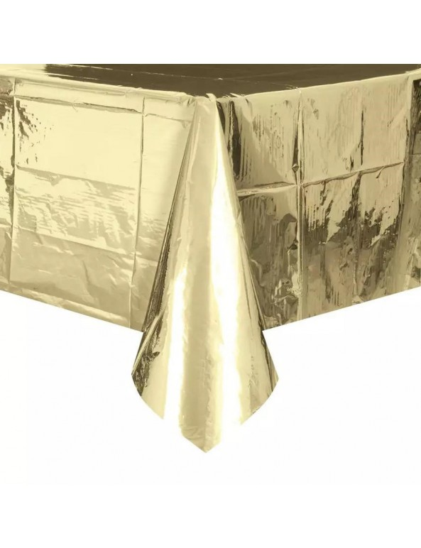 מפה, מפת שולחן, מפה מטאלית, זהב, מפה זהב, זהב מטאלי, שולחן, סידור שולחן, עיצוב שולחן ,יום הולדת זהב, יום הולדת