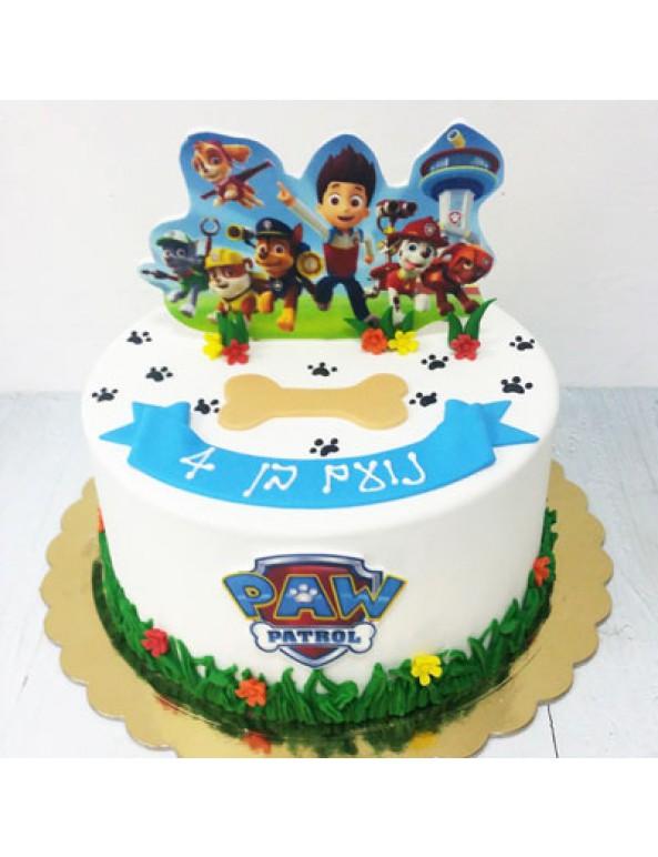 עוגת מפרץ ההרפתקאות