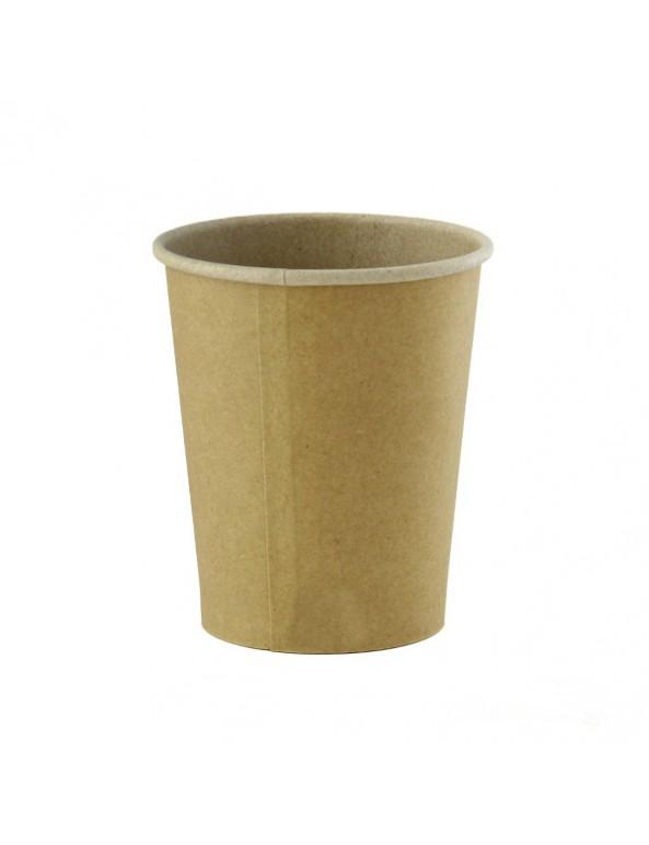 כוסות קרטון קראפט אקולוגיות בינוניות
