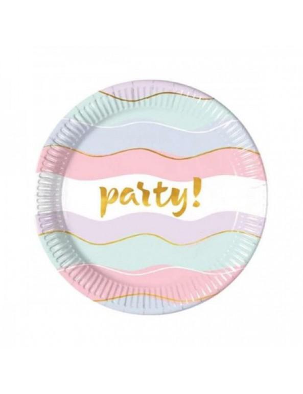 צלחות PARTY