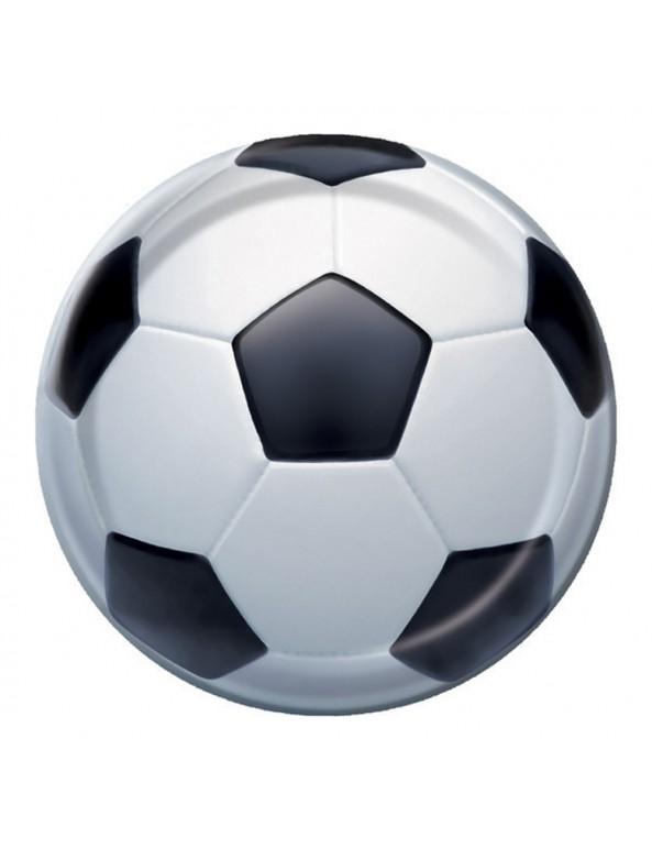 צלחת כדורגל