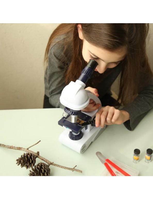 מיקרוסקופ שולחני לילדים