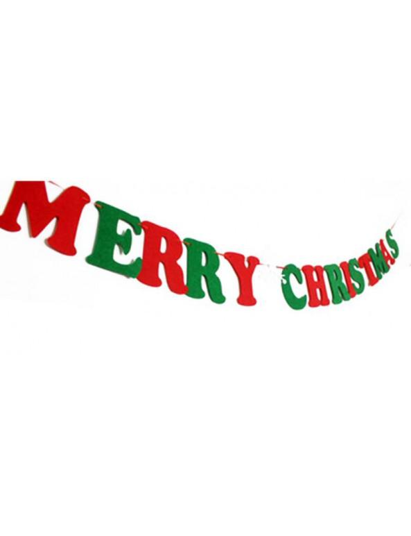 שרשרת merry christmas