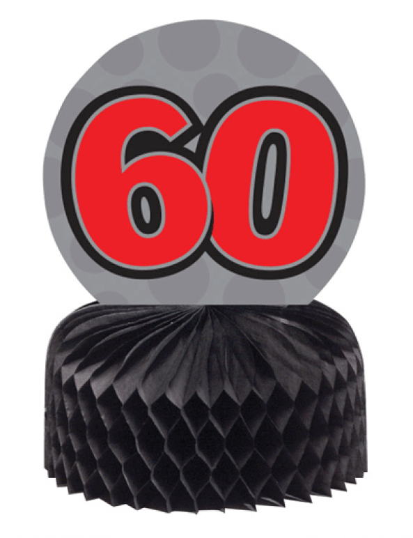 קישוטים יום הולדת 60