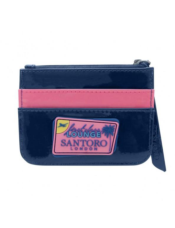 ארנק כרטיסים- SANTORO