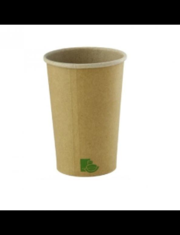 """כוס נייר קרטון קראפט 236 מ""""ל"""