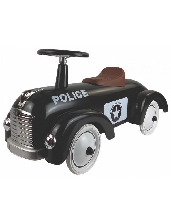 מכונית בימבה ניידת משטרה