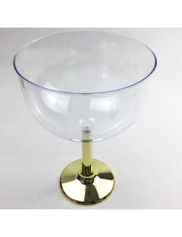 גביע קנדי, זהב, קנדי, גביע, כלי הגשה, סידור שולחן, עיצוב שולחן, גביע קנדי רגל זהב, כלי הגשה, גביע