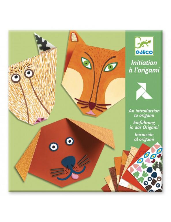 אוריגמי- חיות