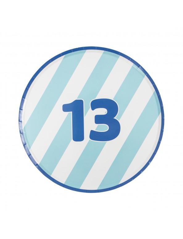 צלחות נייר 13 לבר מצווה, צלחות, צלחת, צלחות נייר, צלחת נייר, 13, בר מצווה, עיצוב שולחן בר מצווה, סידור שולחן בר מצווב, בר מצווה,
