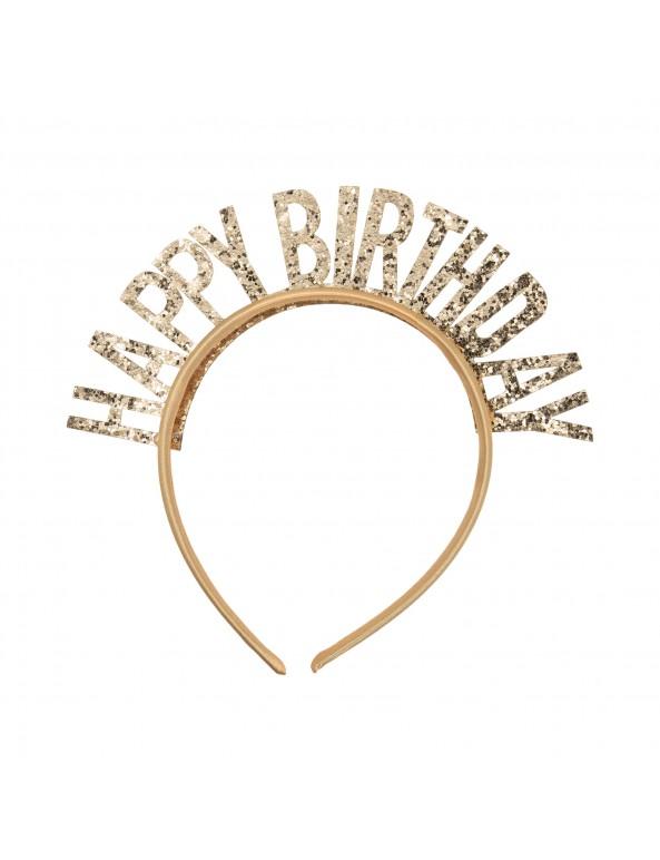 ,כסף נוצץ, קשת, כתר, כתר יום הולדת, קשת Happy Birthday קשת Happy Birthday זהב נוצץ יום הולדת, Happy Birthday, אביזרים ליום הולדת, אביזרים למסיבת יום הולדת