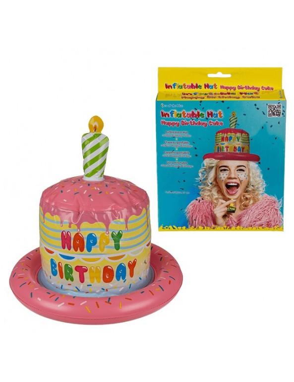 כתר יום הולדת מתנפח