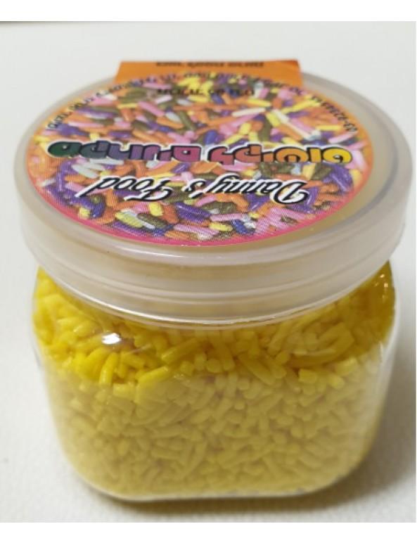 סוכריות לעוגה אטריות צהוב