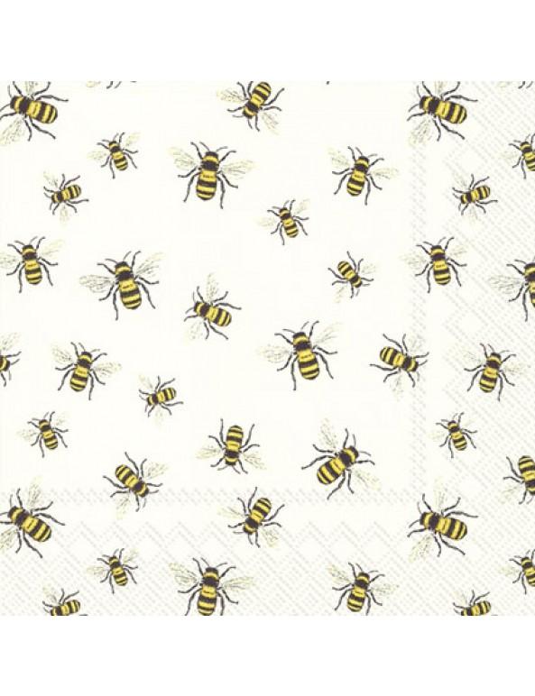 מפיות דבורים- רקע קרם