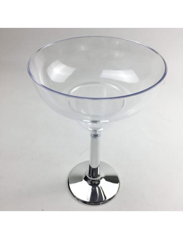 גביע מרגריטה, כסף, מרגריטה, גביע, כלי הגשה, סידור שולחן, עיצוב שולחן, גביע מרגריטה רגל כסף, כלי הגשה, גביע