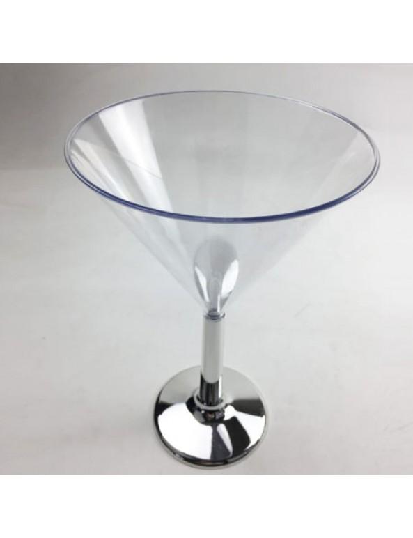 גביע מרטיני, כסף, מרטיני, גביע, כלי הגשה, סידור שולחן, עיצוב שולחן, גביע מרטיני רגל כסף, כלי הגשה, גביע