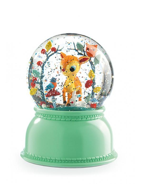 מנורת לילה - במבי, מנורה, מנורת לילה, במבי, מתנה, מתנות, צעצוע, צעצועים, דמי חנוכה