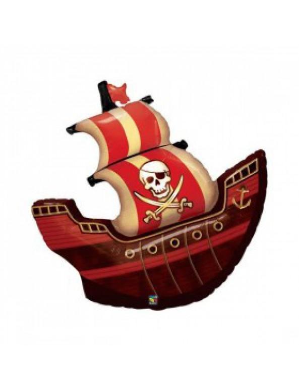 בלון הליום ספינת פיראטים