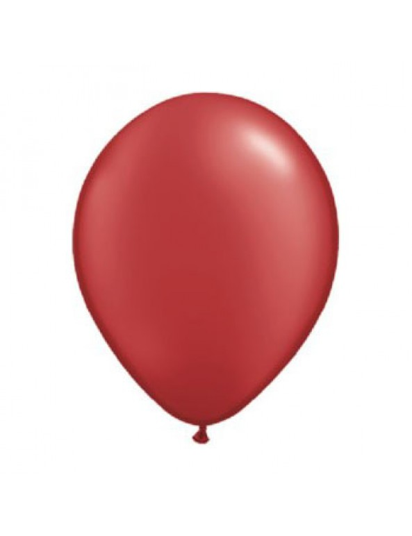 בלון אדום