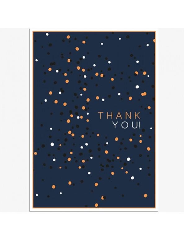 כרטיס ברכה - thank you