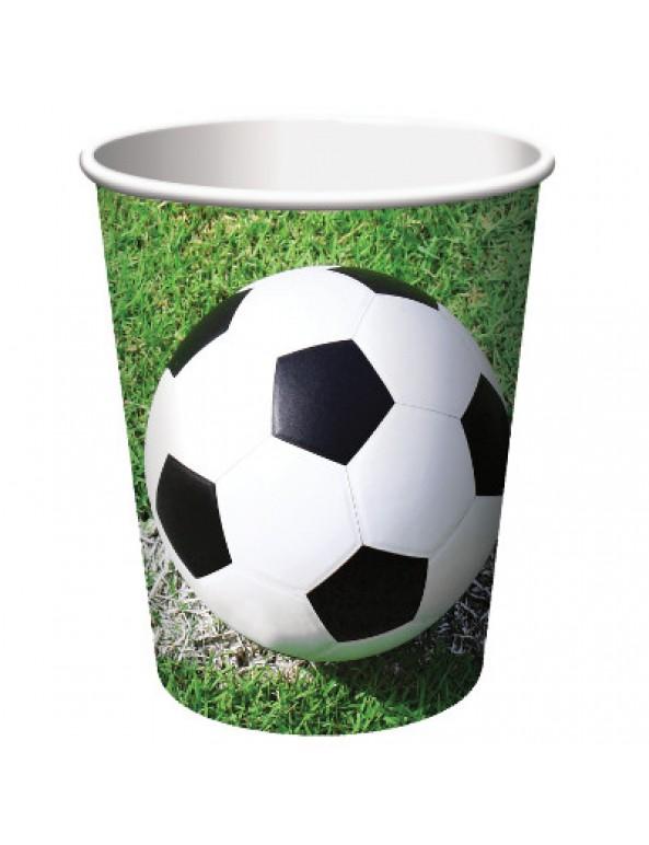 כוס נייר כדורגל