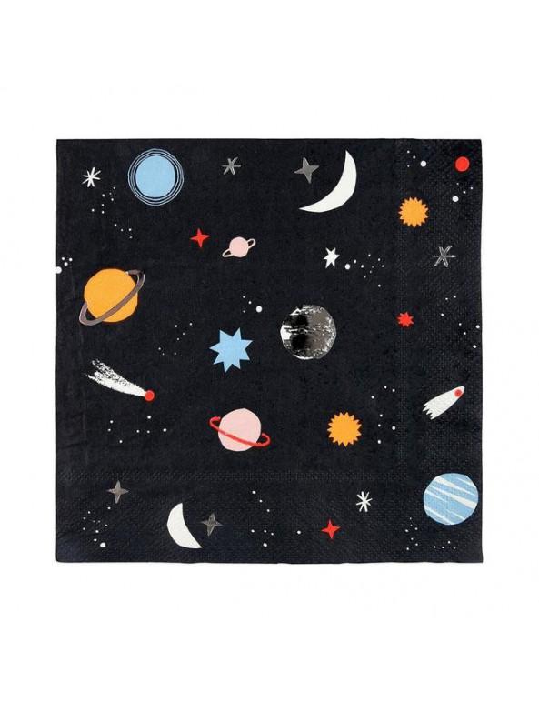 מפיות גדולות חלל - Meri Meri