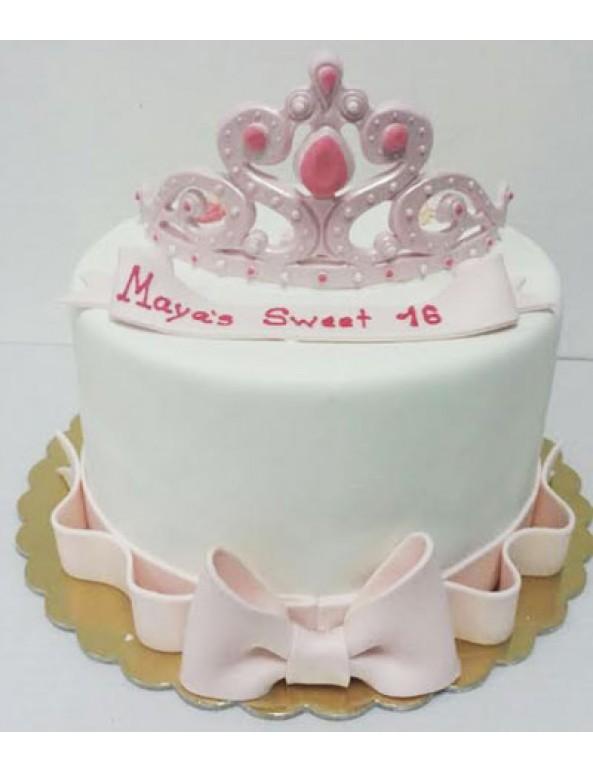עוגה גיל 16
