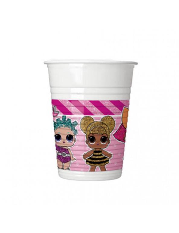 כוסות LOL, LOL, יום הולדת, מסיבת יום הולדת, כוס כוסות, כוסות נייר