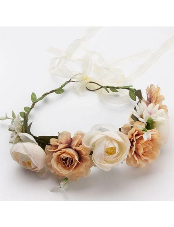 זר פרחים לראש, זר, זר פרחים, פרח, פרחים, זר יום הולדת, זר לראש,