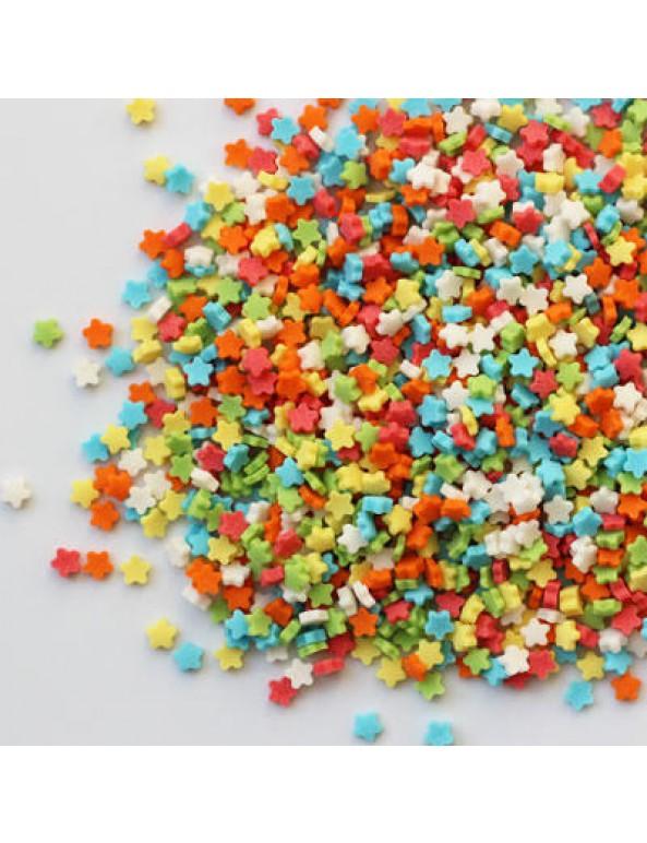 סוכריות כוכבים לעוגה