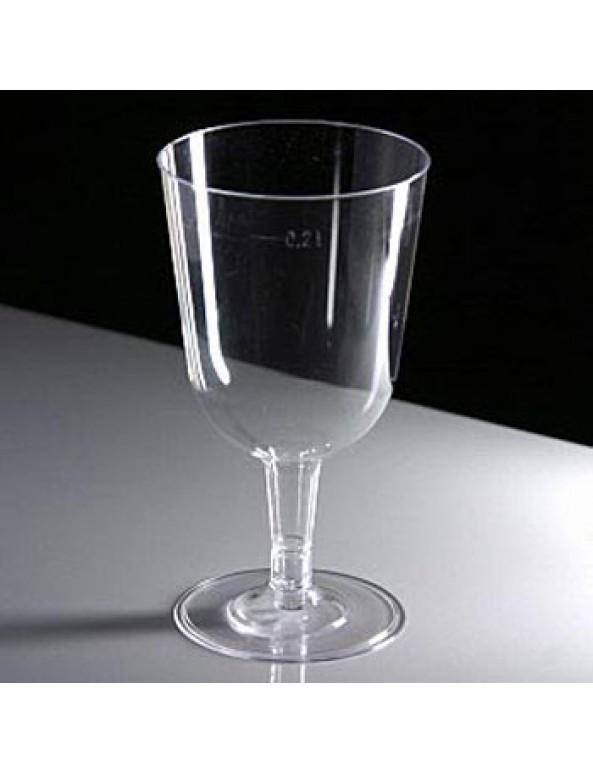 כוס יין חד פעמי, כוסות יין חד פעמיות