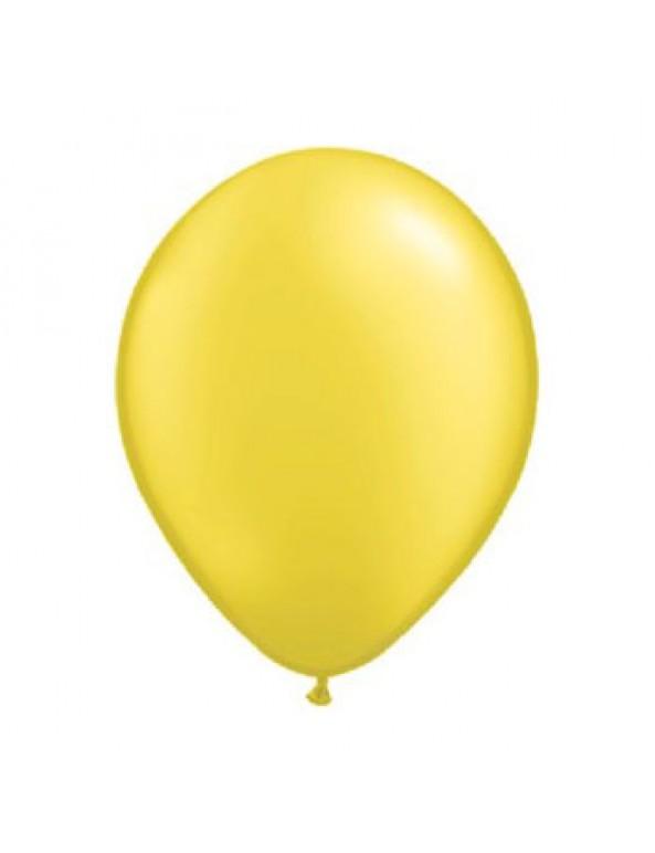 בלון צהוב