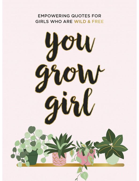 ספרון תבונה- you grow girl