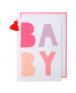 כרטיס ברכה להולדת תינוק