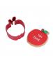 חותכן עוגיות תפוח