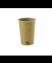 """כוס נייר קרטון קראפט 120 מ""""ל"""