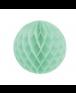 כדור כוורת תכלת עם פרנזים בצבע כסף, סוכה, סוכות, כדור כוורת, קישוט לסוכה, קישוטים, קישוטים לסוכה, סוכות