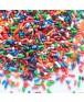 סוכריות לעוגה צבעוניות
